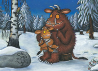 The Gruffalo's Child (Touring), Tall Stories Theatre Company artist photo