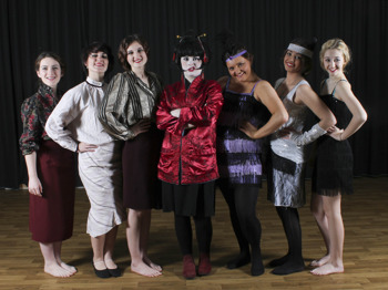 Thoroughly Modern Millie: Twynham School picture