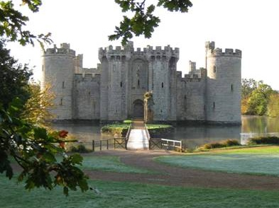 Bodiam Castle venue photo