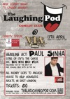Flyer thumbnail for The Laughing Pod Anchor House Charity Special : Paul Sinha, Patrick Morris, Tony Cowards, Neil McFarlane, Philip Simon, Paul Ricketts, Ben Van Der Velde