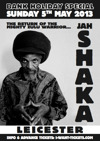 Flyer thumbnail for The Mighty Jah Shaka Sound System