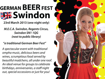 Swindon German Beerfest 2013 picture
