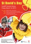 Flyer thumbnail for St Davids Day