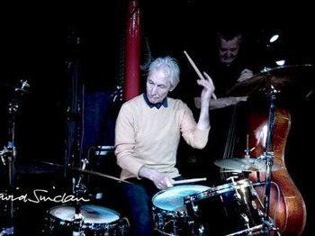 The Abc&d Of Boogie-woogie Featuring The Legendary Charlie Watts: Charlie Watts picture