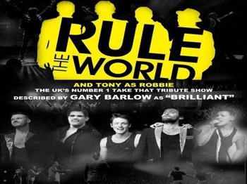 Tribute Night: Rule The World picture