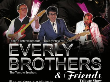The Everly Brothers & Friends Tribute: The Temple Brothers Play Everly picture