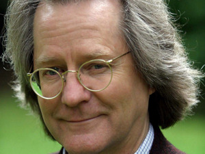 Professor A.C. Grayling artist photo