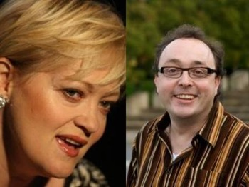 Maria Friedman Sings Lenny & Steve With Jason Carr (musical Director): Maria Friedman + Jason Carr picture