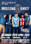 Flyer thumbnail for Missing Andy