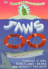 Flyer thumbnail for JAWS + Tropic Of Youth + Playlounge