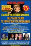 Flyer thumbnail for Stand Up For The Comedy School: Phill Jupitus, Adam Bloom, Quincy, Arnold Brown, John Moloney, Josephine Lacey