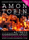 Flyer thumbnail for ISAM 2.0 Live: Amon Tobin + Actress