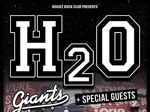 Flyer thumbnail for H20 + Giants