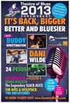 Flyer thumbnail for Theatre Of Blues Festival: Buddy Whittington + Dani Wilde + Tim Aves + Fuschi-3 + The Bex Marshall Band