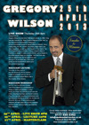 Flyer thumbnail for Gregory Wilson