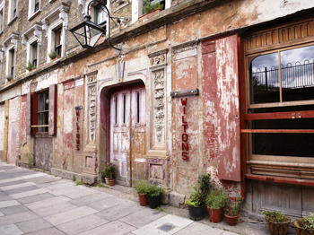 Wilton's Music Hall venue photo