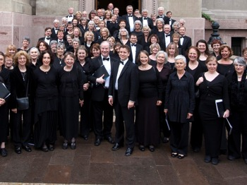 Highgate Choral Society, New London Orchestra picture