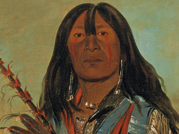 George Catlin: American Indian Portraits picture
