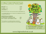 Flyer thumbnail for Big Tree Festival