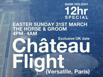 Easter Sunday: Chateau Flight + Airbound 2013 picture