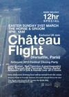 Flyer thumbnail for Easter Sunday: Chateau Flight + Airbound 2013