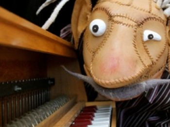 There's A Monster In My Piano: Garlic Theatre Company picture