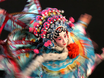 Peking Opera picture