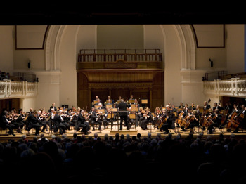 Huddersfield Contemporary Music Festival: London Sinfonietta, Theatre Of Voices picture