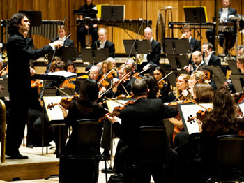 London Philharmonic Orchestra, London Philharmonic Choir, Miah Persson, Dietrich Henschel picture