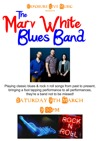 Flyer thumbnail for The Marv White Blues Band