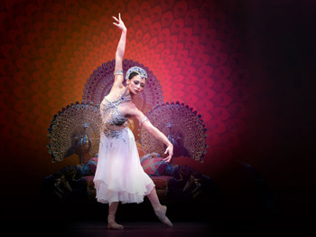 La Bayadere: The Royal Ballet picture