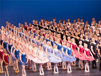 The Royal Ballet School Annual Performance: Royal Ballet School picture