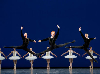 Mixed Bill: Raven Girl / Symphony in C : The Royal Ballet picture