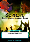 Flyer thumbnail for Scandal