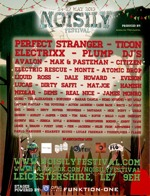 Flyer thumbnail for Noisily Festival 2013