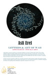Flyer thumbnail for Asli Erel: Letters And Art Of War