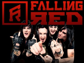 Falling Red: Falling Red + Cry Havoc + Blackwolf + Death By Ki picture