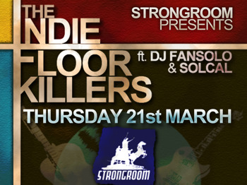 Indie Floor Killers: DJ Fansolo + DJ Solcal picture