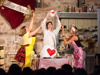 Pop-up Opera: L'elisir D'amore picture