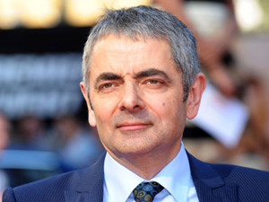 Rowan Atkinson artist photo