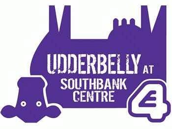 Udderbelly Festival At Southbank Centre - Comedy In The Dark: Paul Foot, Mark Olver, Matt Richardson, Lloyd Langford picture