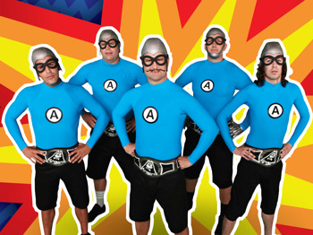 The Aquabats! + Army Of Freshmen picture