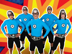The Aquabats! artist photo