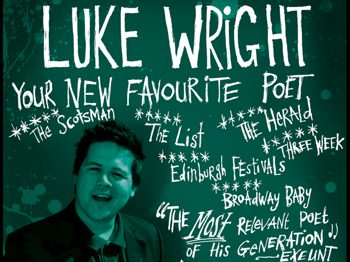 Your New Favourite Poet: Luke Wright picture