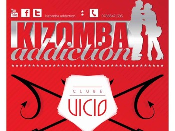 Kizomba Dance Classes - Clube Vicio: Syed Ali picture
