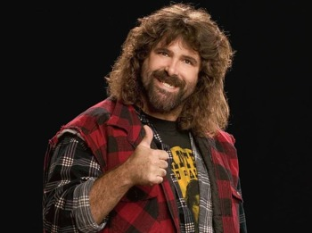 Tales From Wrestling Past: Mick Foley picture