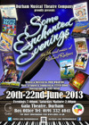 Flyer thumbnail for Some Enchanted Evenings: Durham Musical Theatre Company