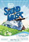 Flyer thumbnail for The Sound Of Music: Cody Farnborough Amateur Operatic Society (CFAOS)