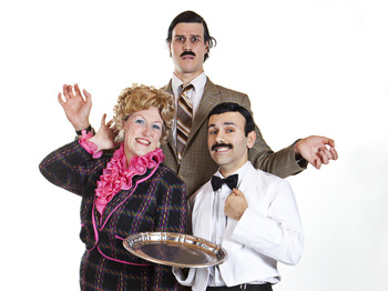 Edinburgh Festival Fringe: Faulty Towers The Dining Experience: Interactive Theatre International picture