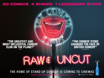 The Comedy Store Raw And Uncut Show 3: Jarred Christmas, John Moloney, Doc Brown, Steve Hughes picture